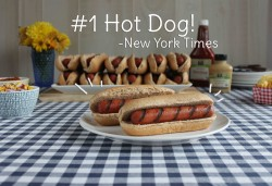 Wellshire Named #1 Hot Dog by New York Times