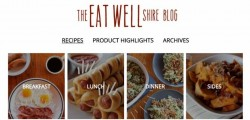 Wellshire Launches Eat Well Blog