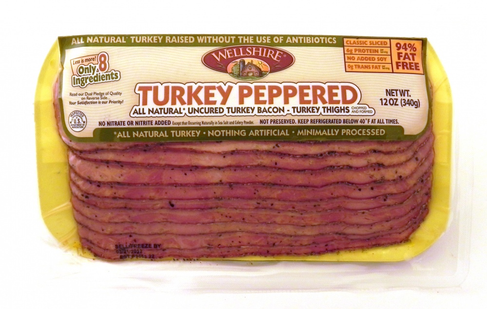 Whole Foods Uncured Peppered Bacon