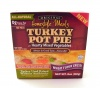 Frozen Pot Pie Turkey/Vegetables (00475)