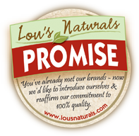 Lou's Naturals Promise