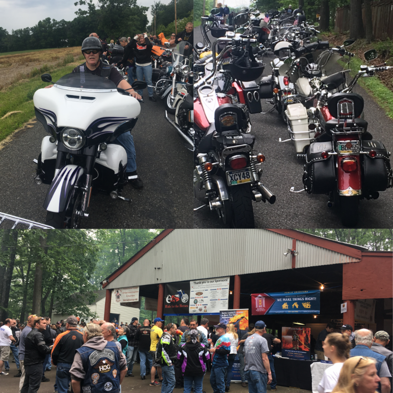 Ride for the Heroes