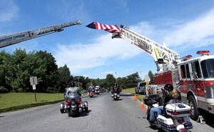 "Gloucester County Hero Scholarship Fund, Inc. 11th Annual ""Ride to Remember"""